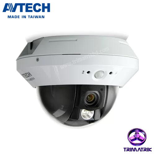 AVTECH AVM303 Bangladesh Trimatrik Avtech AVM303 1.3MP Dome IP Camera