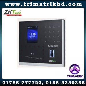 ZKTeco MB2000, ZKTeco bangladesh, Trimatrik