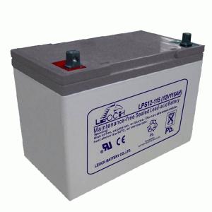 Leoch 12AMP Battery